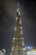 The Burj Khalifa, an impressive sight indeed.